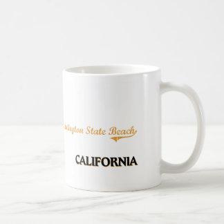 Huntington State Beach California Classic Mugs