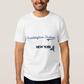 Huntington Station New York City Classic Shirt