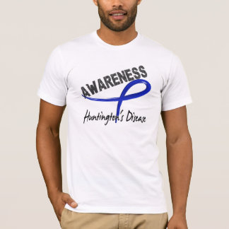 Huntington's Disease Awareness 3 T-Shirt
