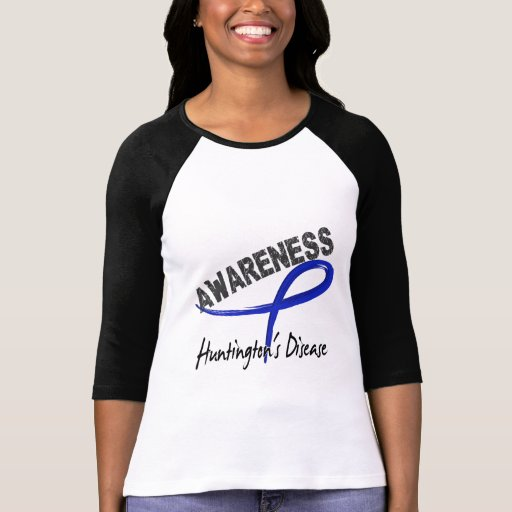 Huntington's Disease Awareness 3 Tee Shirt