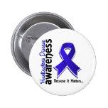 Huntington's Disease Awareness 5 Pinback Button