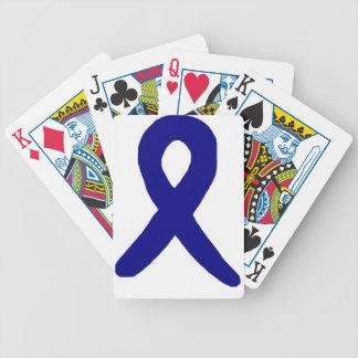 Huntington's Disease Awareness Bicycle Playing Cards