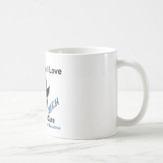 Huntington's Disease Awareness Someone I Love Coffee Mug