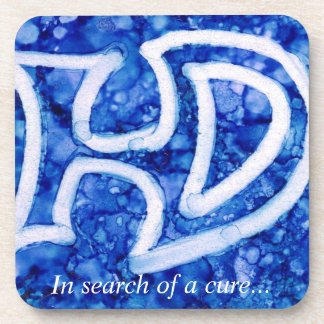 Huntington's Disease Coasters