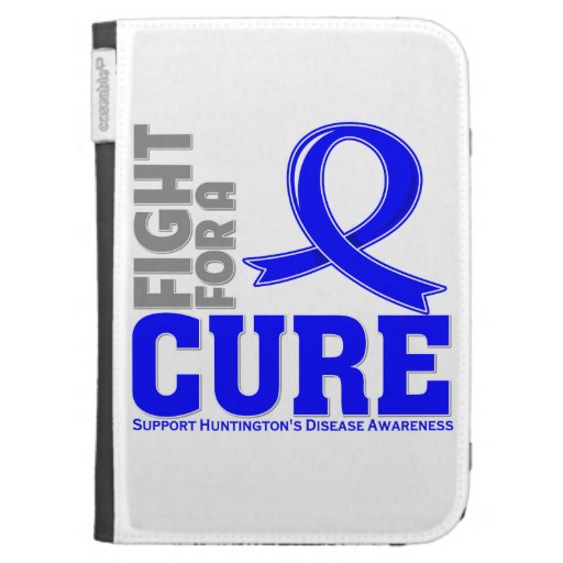 Huntingtons Disease Fight For A Cure Kindle Keyboard Case