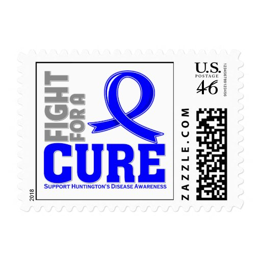 Huntingtons Disease Fight For A Cure Postage