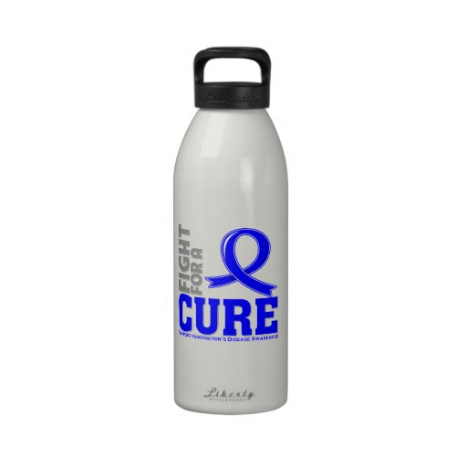 Huntingtons Disease Fight For A Cure Reusable Water Bottle