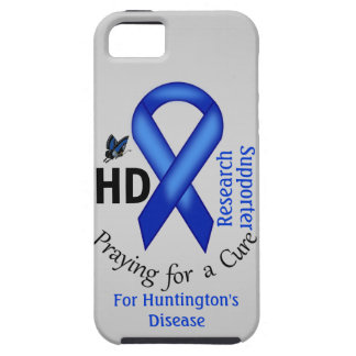 Huntington's Disease HD Awareness Research Support iPhone SE/5/5s Case