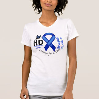 Huntington's Disease HD Awareness Research Support T-Shirt