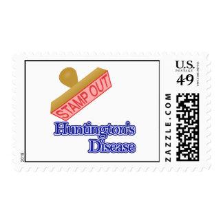 Huntington's Disease Postage