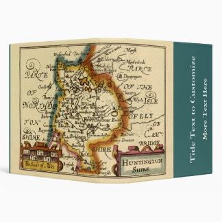 """Huntingtonshire"" Huntingdonshire County Map Binder"