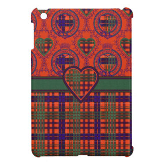 Huntly Scottish clan tartan - Plaid iPad Mini Cases