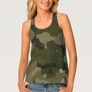 Huntress Camo Tank Top
