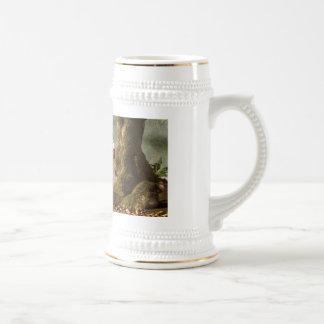 Huntress medieval jarra de cerveza