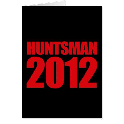 HUNTSMAN 2012 - CARDS