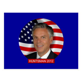 Huntsman 2012 de Jon Tarjeta Postal