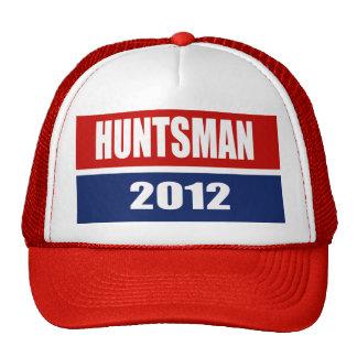 HUNTSMAN 2012 HATS