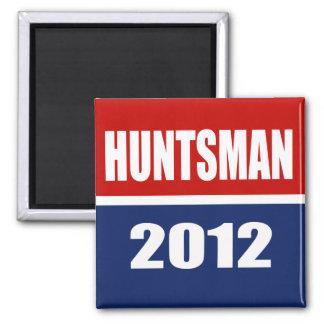 HUNTSMAN 2012 MAGNET