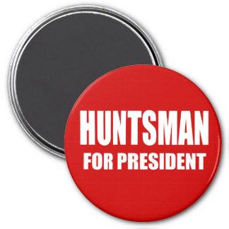 HUNTSMAN 2012 FRIDGE MAGNET