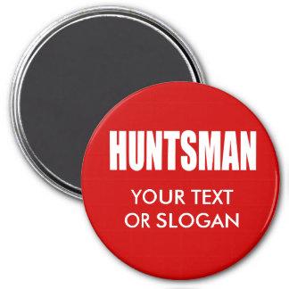 HUNTSMAN 2012 REFRIGERATOR MAGNETS
