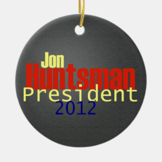 Huntsman 2012 Ornament