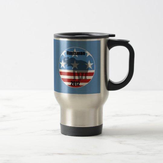 Huntsman 2012 travel mug