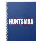 Huntsman 2016 de Jon (estrellas y rayas - azul)