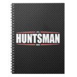 Huntsman 2016 de Jon (estrellas y rayas - negro)