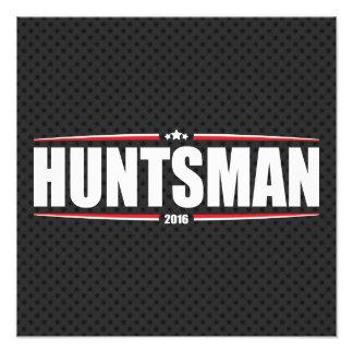 Huntsman 2016 de Jon (estrellas y rayas - negro) Fotografía