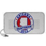 Huntsman de Arizona Jon Altavoz De Viajar