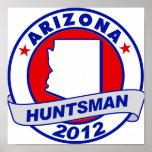 Huntsman de Arizona Jon Posters
