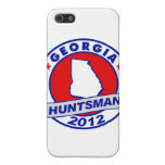 Huntsman de Georgia Jon iPhone 5 Protectores