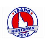 Huntsman de Idaho Jon Postales