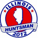 Huntsman de Illinois Jon Escultura Fotografica
