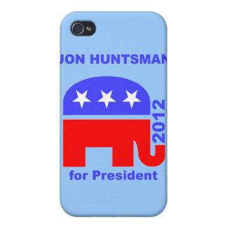 Huntsman de Jon iPhone 4 Cárcasas