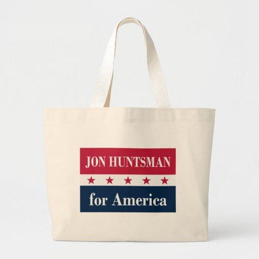 Huntsman de Jon para América Bolsa De Mano