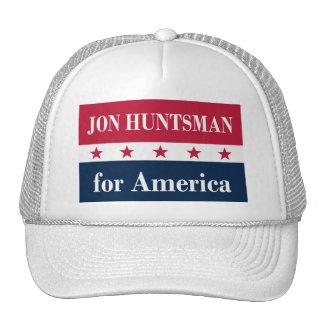 Huntsman de Jon para América Gorras De Camionero