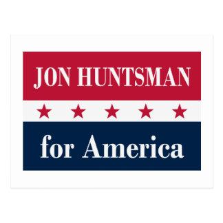 Huntsman de Jon para América Postal