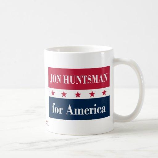 Huntsman de Jon para América Taza Clásica