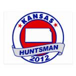 Huntsman de Kansas Jon Postal