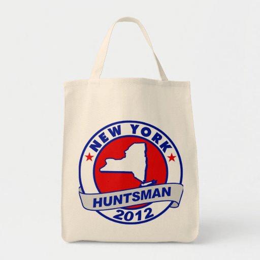 Huntsman de Nueva York Jon Bolsa De Mano