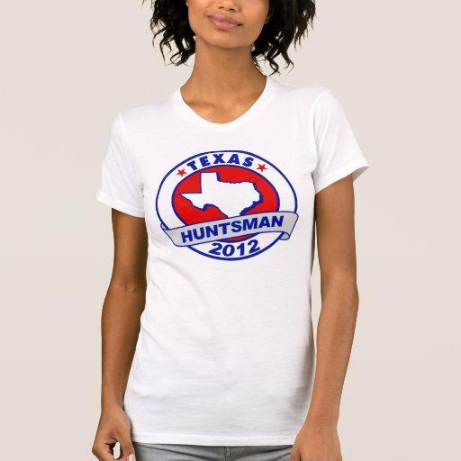 Huntsman de Tejas Jon Camiseta