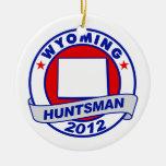 Huntsman de Wyoming Jon Ornato