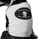 HUNTSMAN FOR PRESIDENT 2012 DOG SHIRT