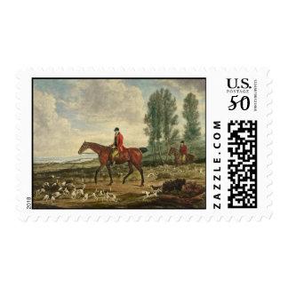 Huntsman Postage