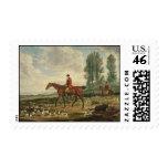Huntsman Postage Stamps