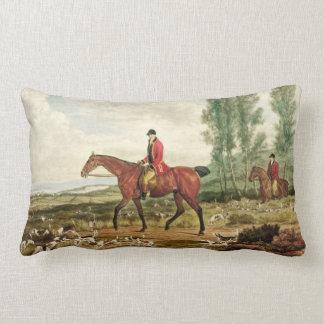 Huntsman Throw Pillows