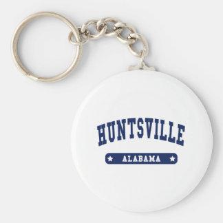 Huntsville Alabama College Style tee shirts Keychain