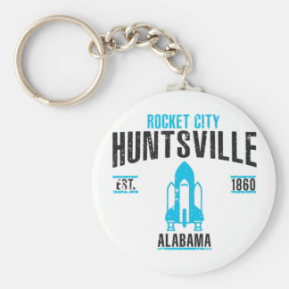 Huntsville Keychain