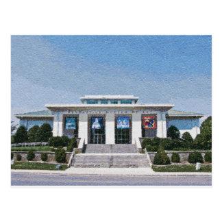 Huntsville Museum of Art Postcard